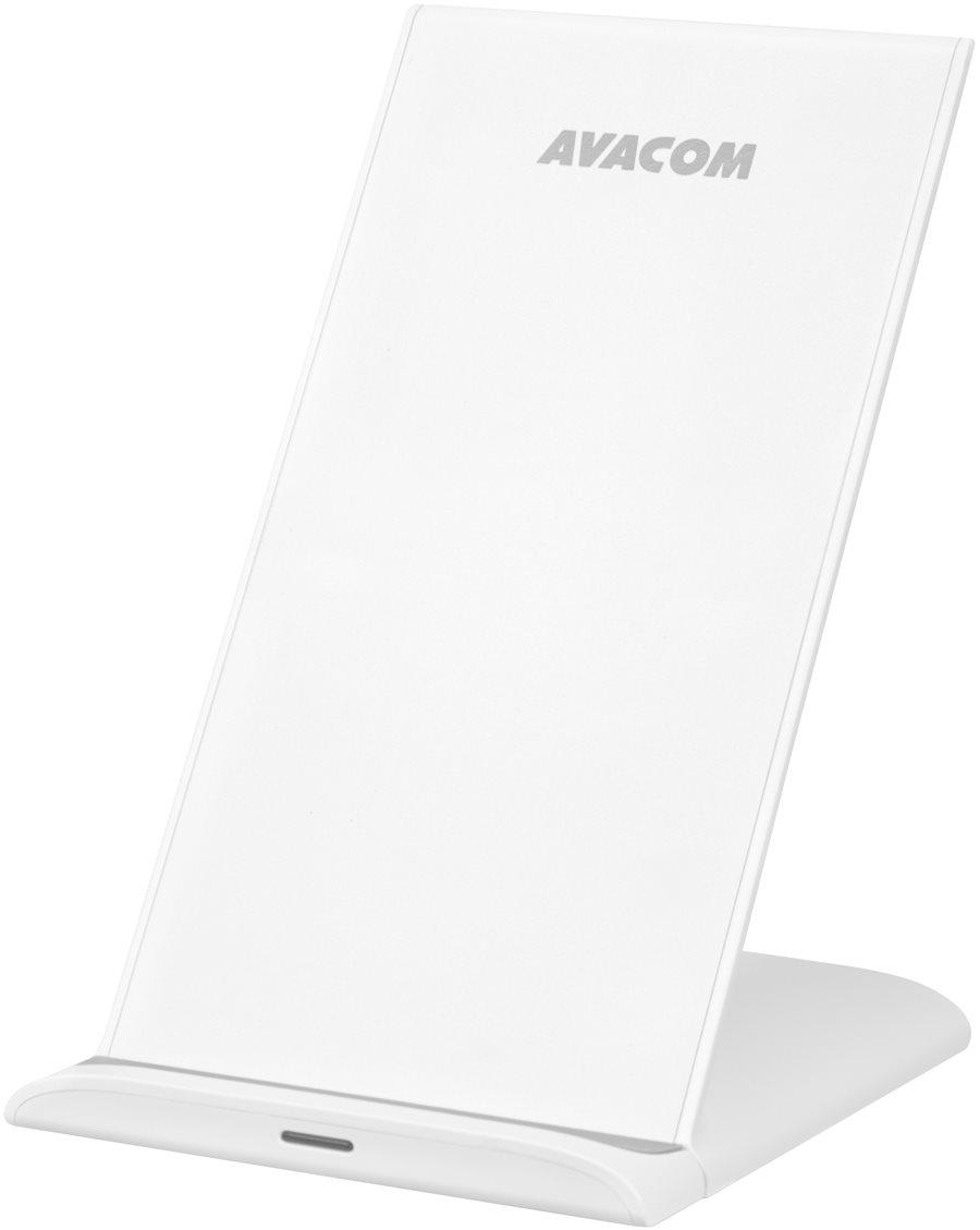 AVACOM HomeRAY T10 töltő állvány Qi 10W fehér