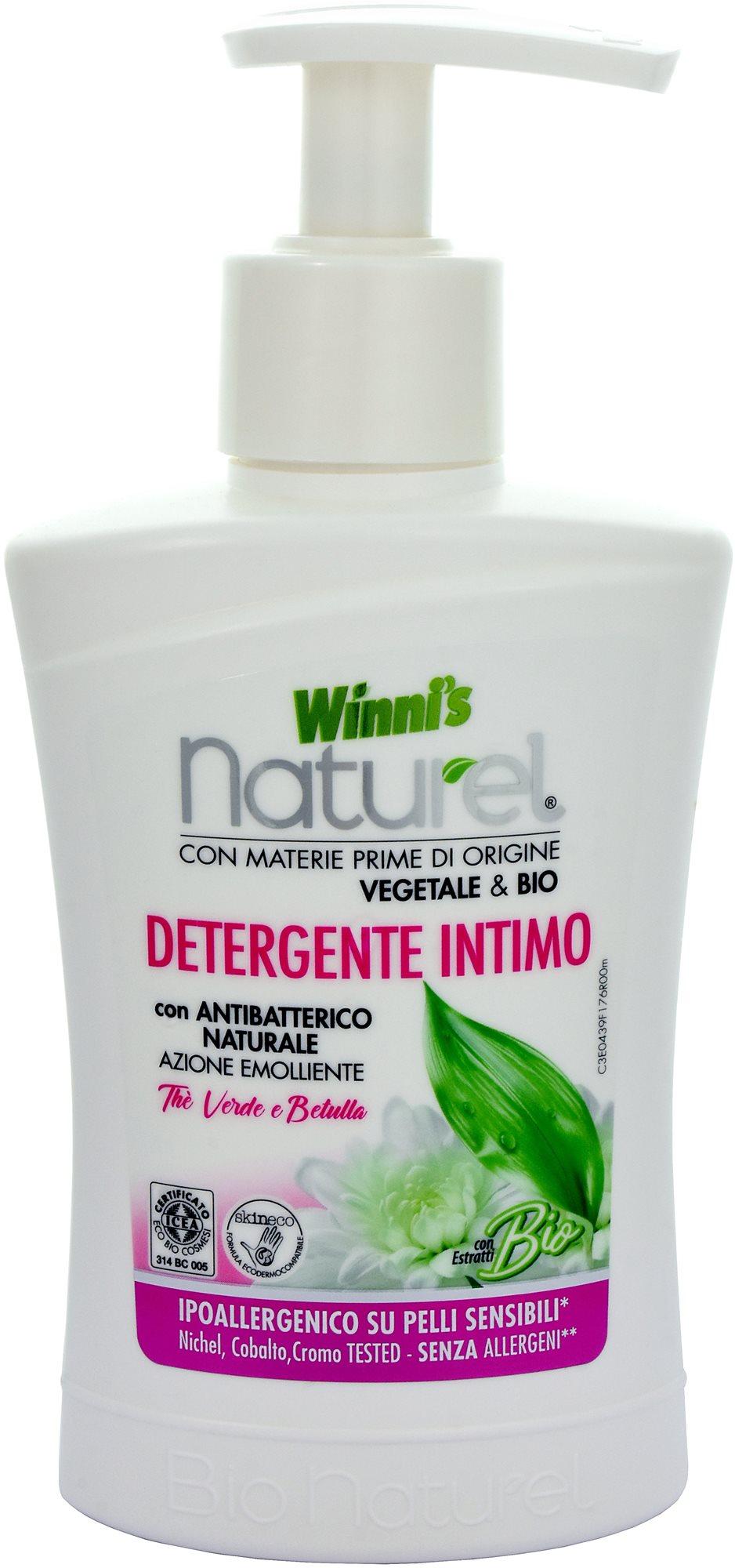 WINNI´S Naturel Sapone Intimo The Verde 250 ml