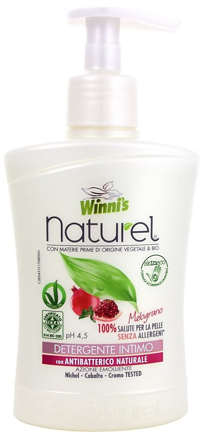 WINNI´S Naturel Sapone Intimo Melograno intim folyékony szappan 250 ml