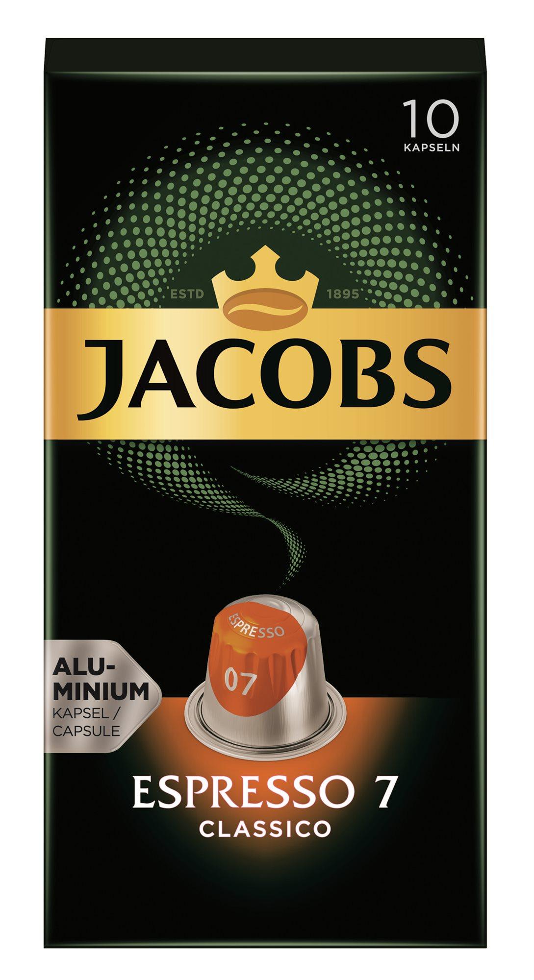 Jacobs Espresso Classico-val 10db