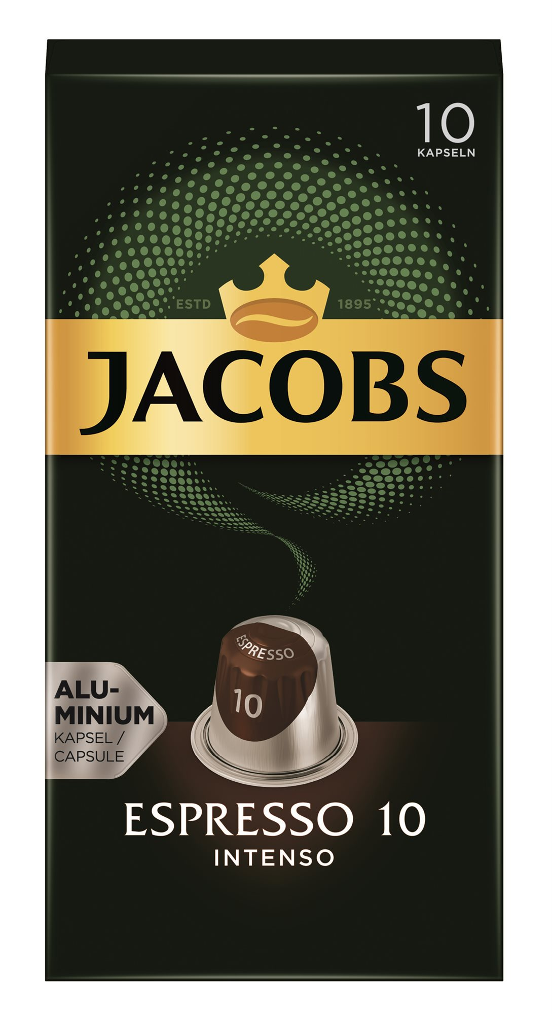 Jacobs Espresso Intenso 10db