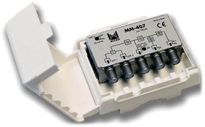 Alcad MM-407