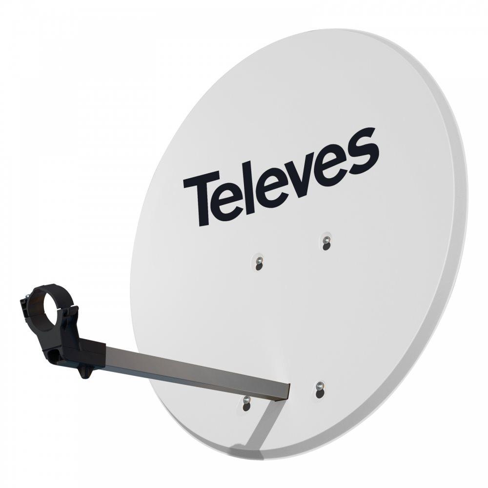 Televés ISD offset 830 Al fehér