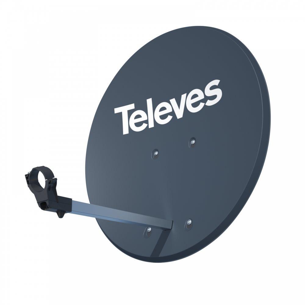 A televíziók ISD eltolása 830 Al szürke