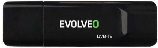 EVOLVEO Sigma T2, DVB-T2 H.265 / HEVC USB tuner