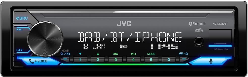 JVC KD-X472DBT