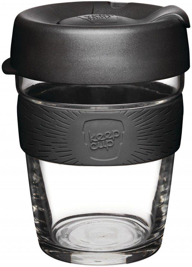 KeepCup Brew Black bögre 340ml M
