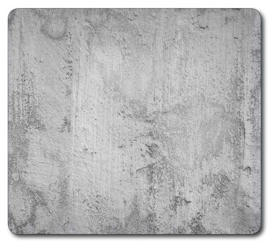 Kesper multifunkciós üveg vágódeszka beton motívummal 56 x 50 cm