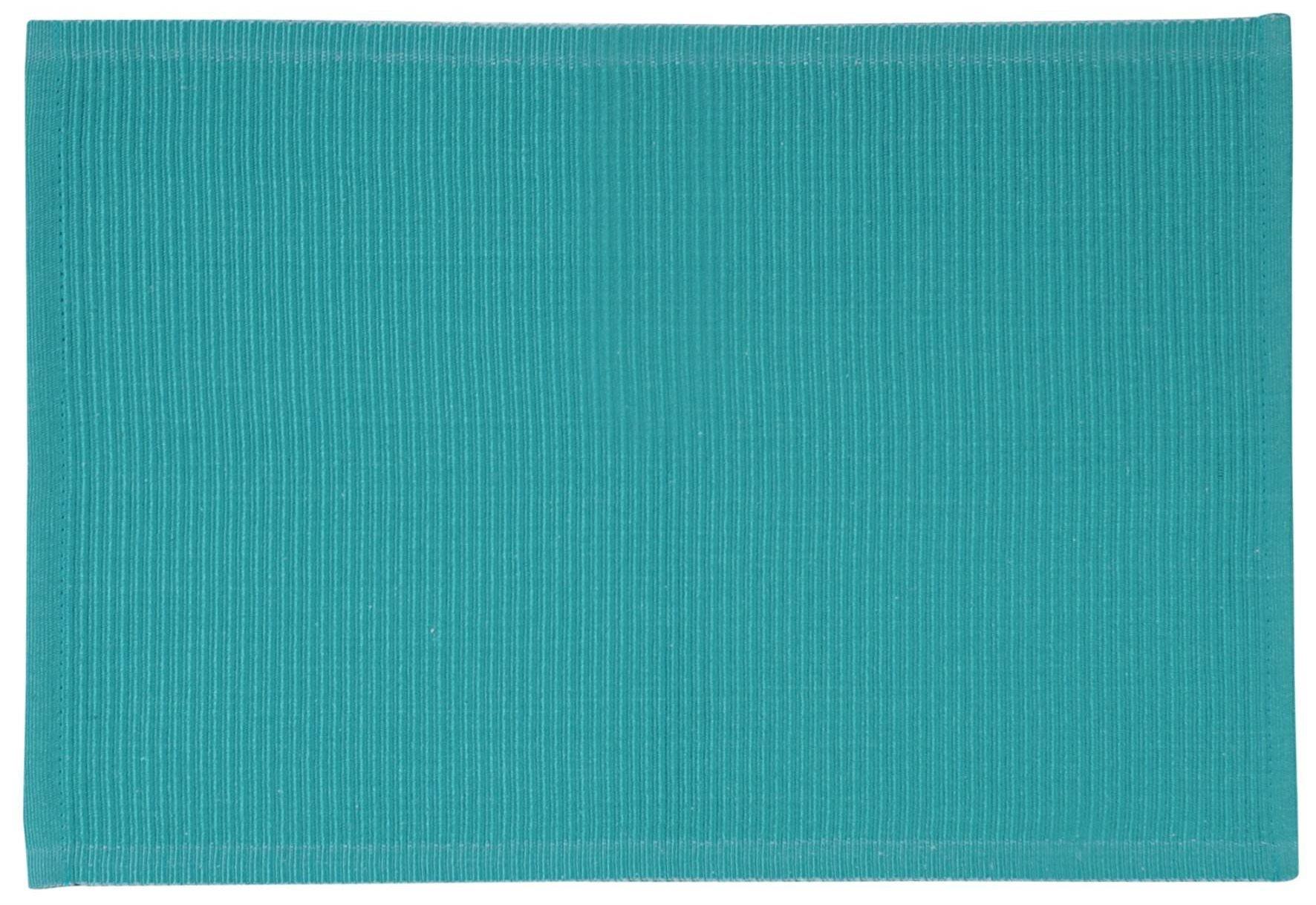 Kesper Szövet tányéralátét, kék színű