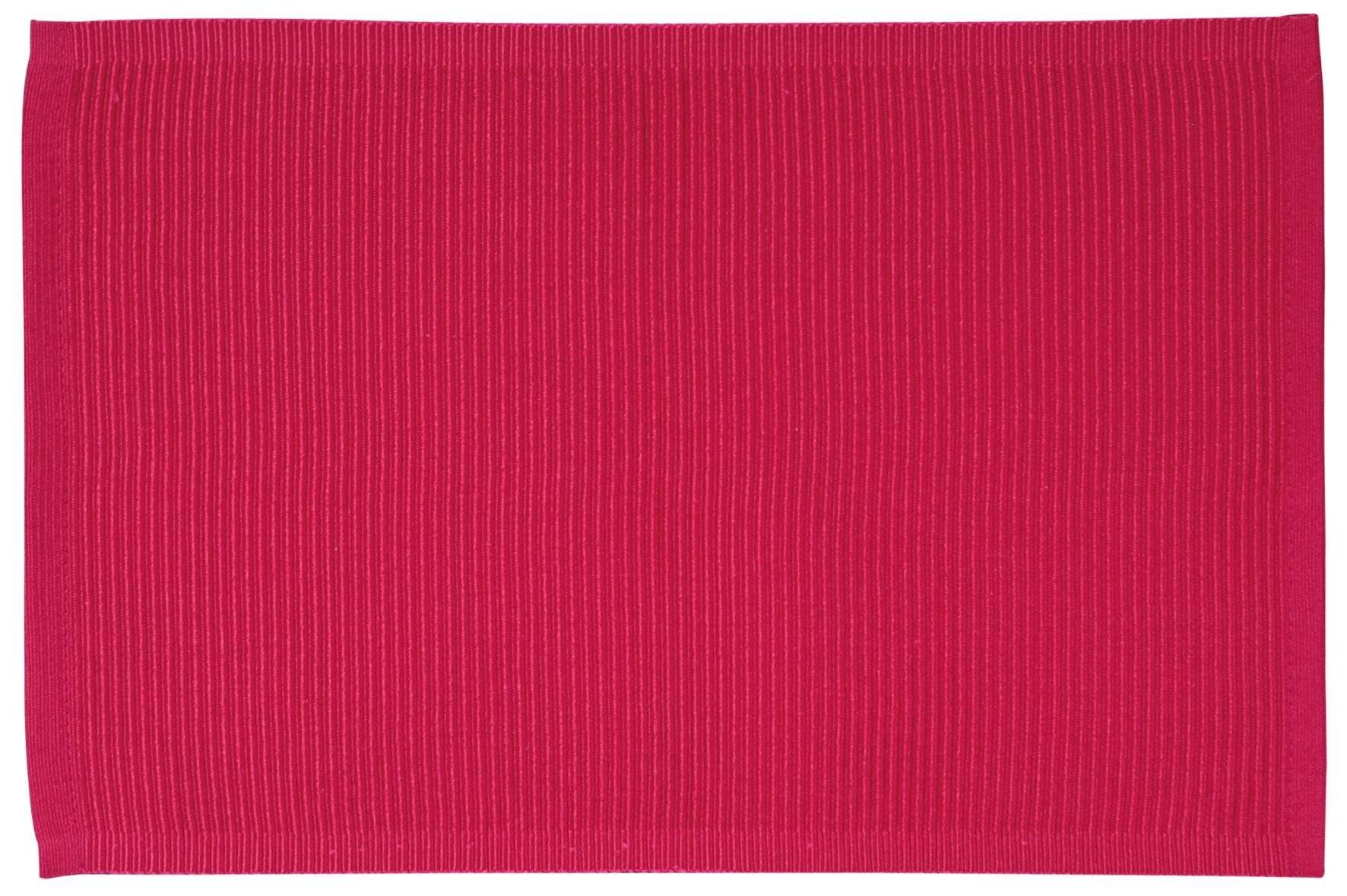 Kesper Szövet tányéralátét, rózsaszín