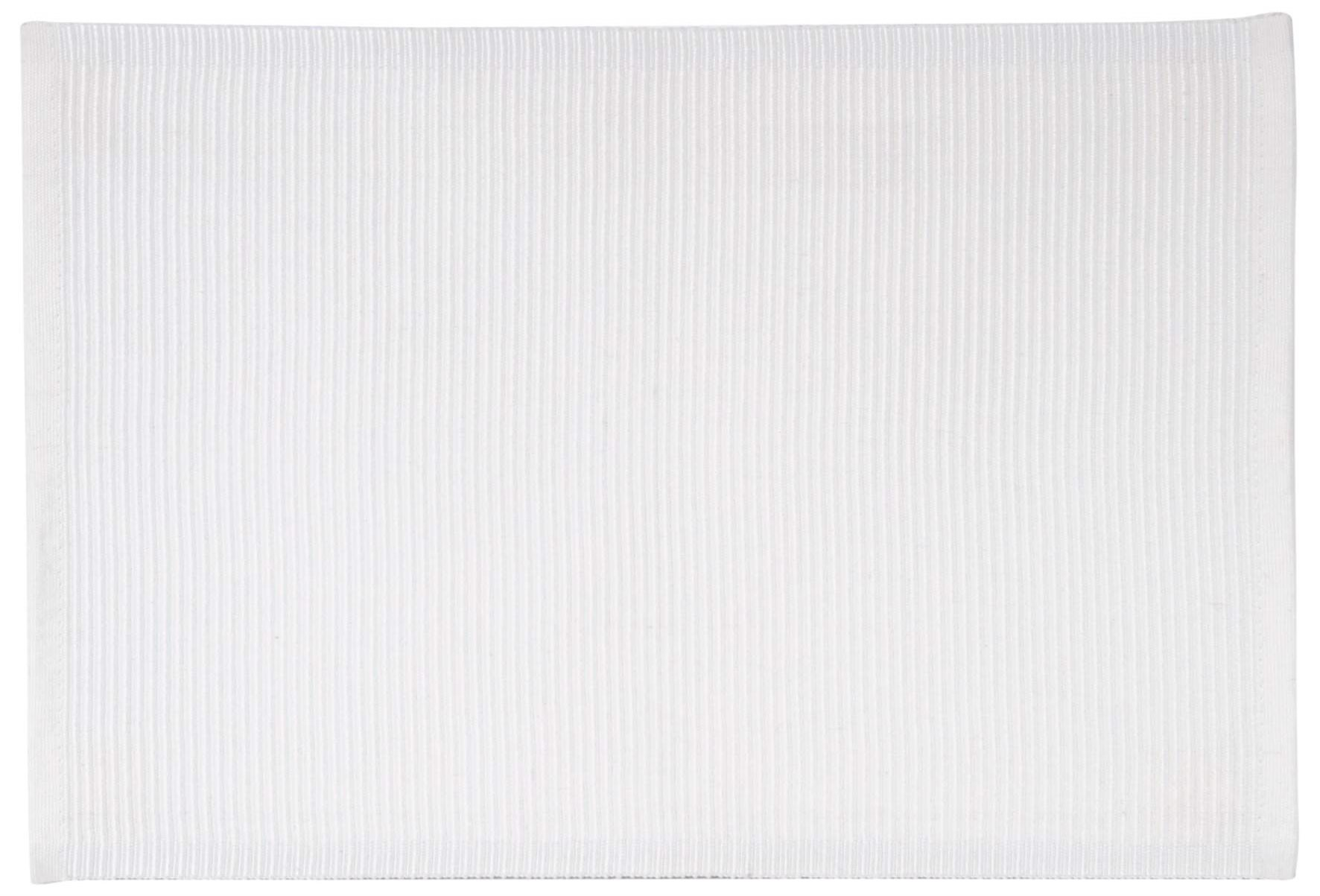 Kesper Szövet tányéralátét, fehér színű