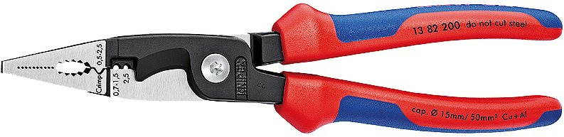 Knipex elektromos szerelőfogó
