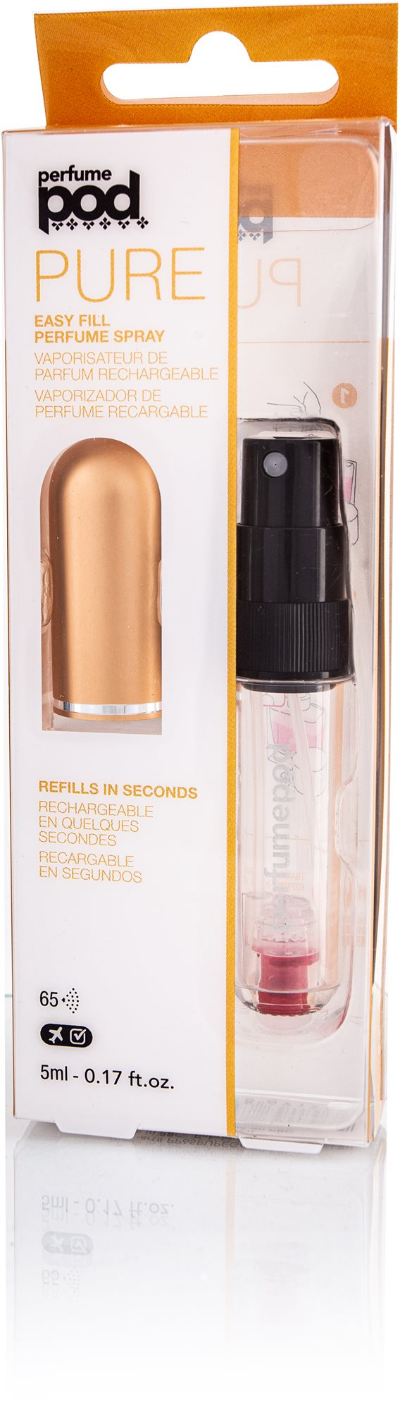 TRAVALO Pod Pure Essentials Gold 5 ml