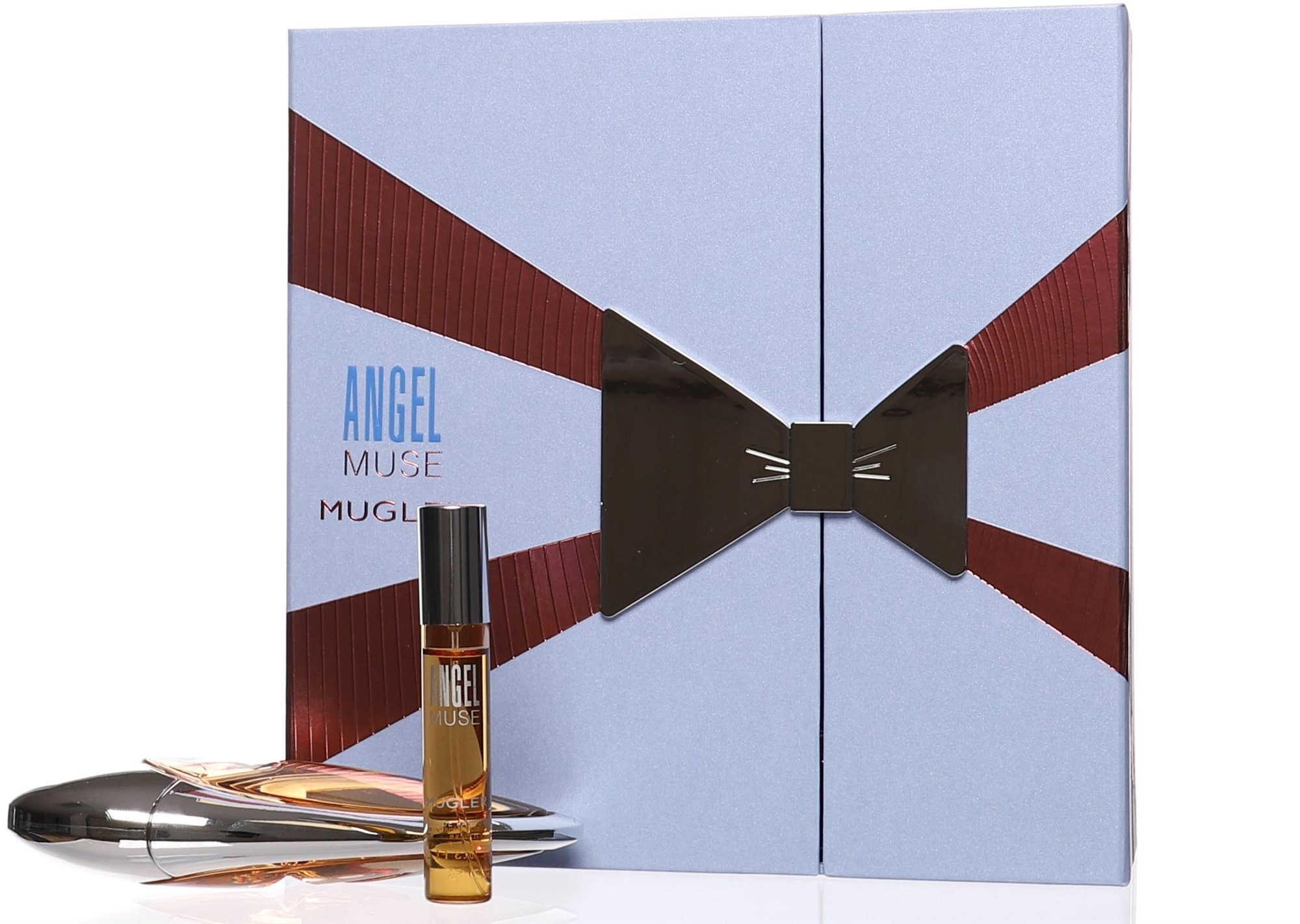 THIERRY MUGLER Angel Muse EdP Set 59 ml