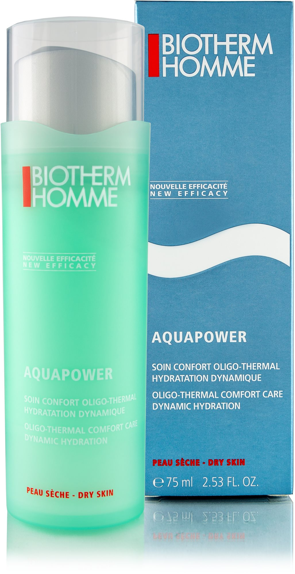 Biotherm Homme Aquapower Dry Skin 75 ml