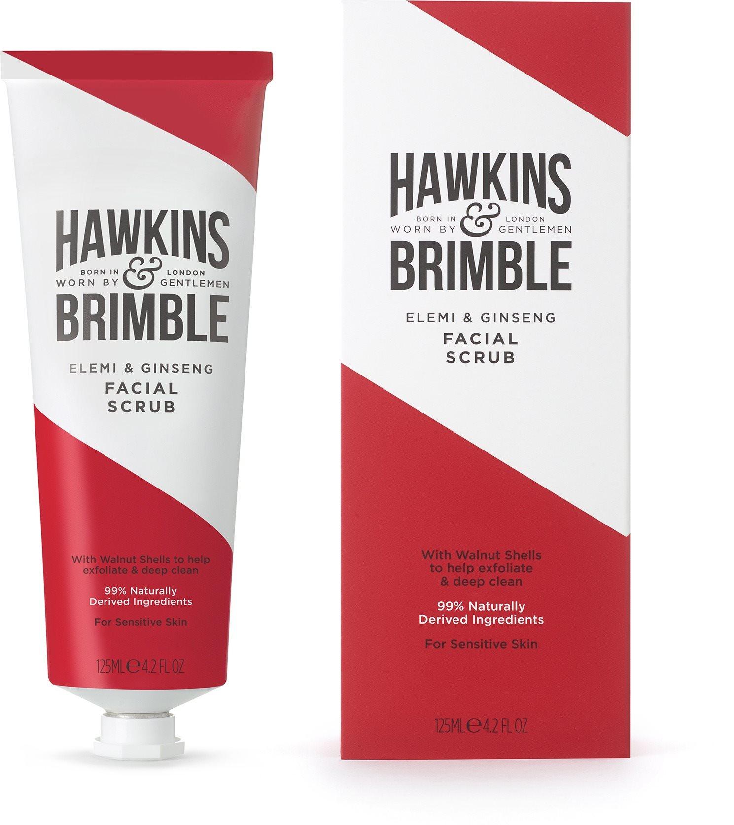 HAWKINS & BRIMBLE Pre-Shave Scrub 125 ml