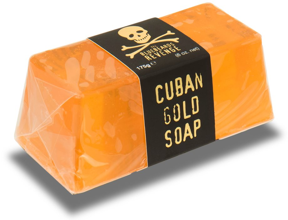 BLUEBEARDS REVENGE Cuban Gold Soap 175 g