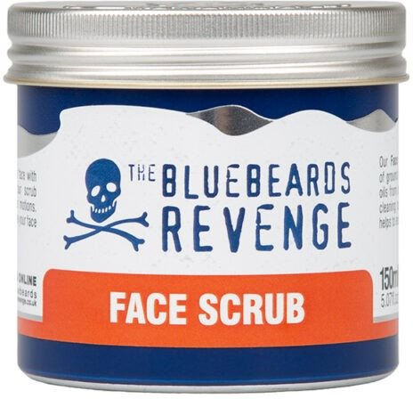 BLUEBEARDS REVENGE Face Scrub 100 ml