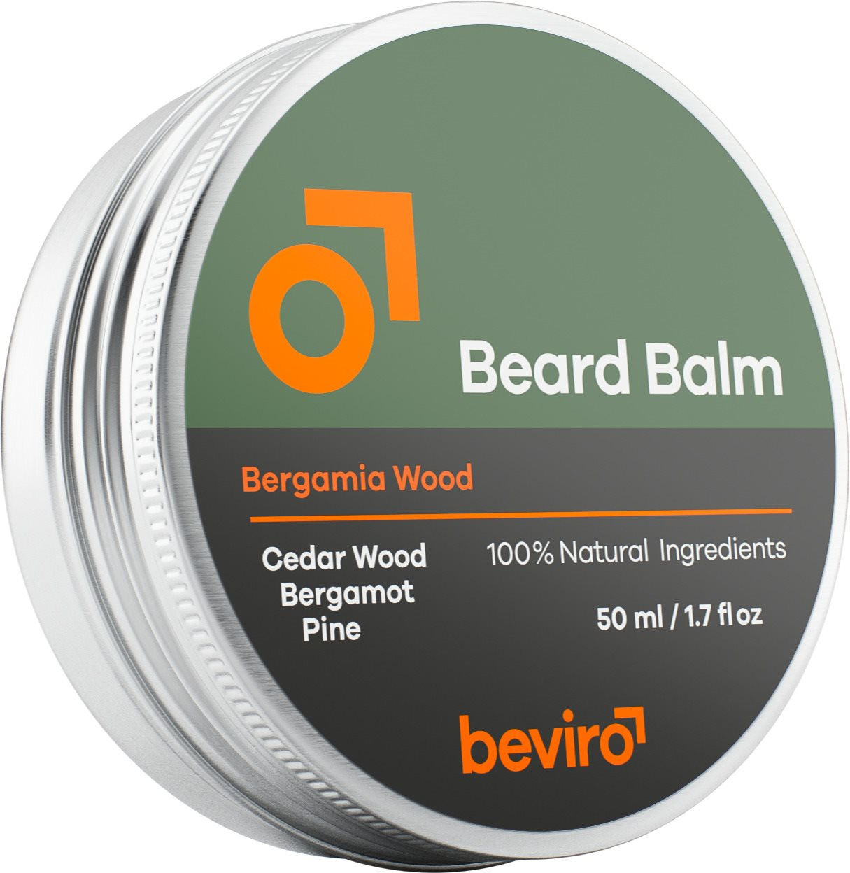 BEVIRO Bergamia Wood 50 ml