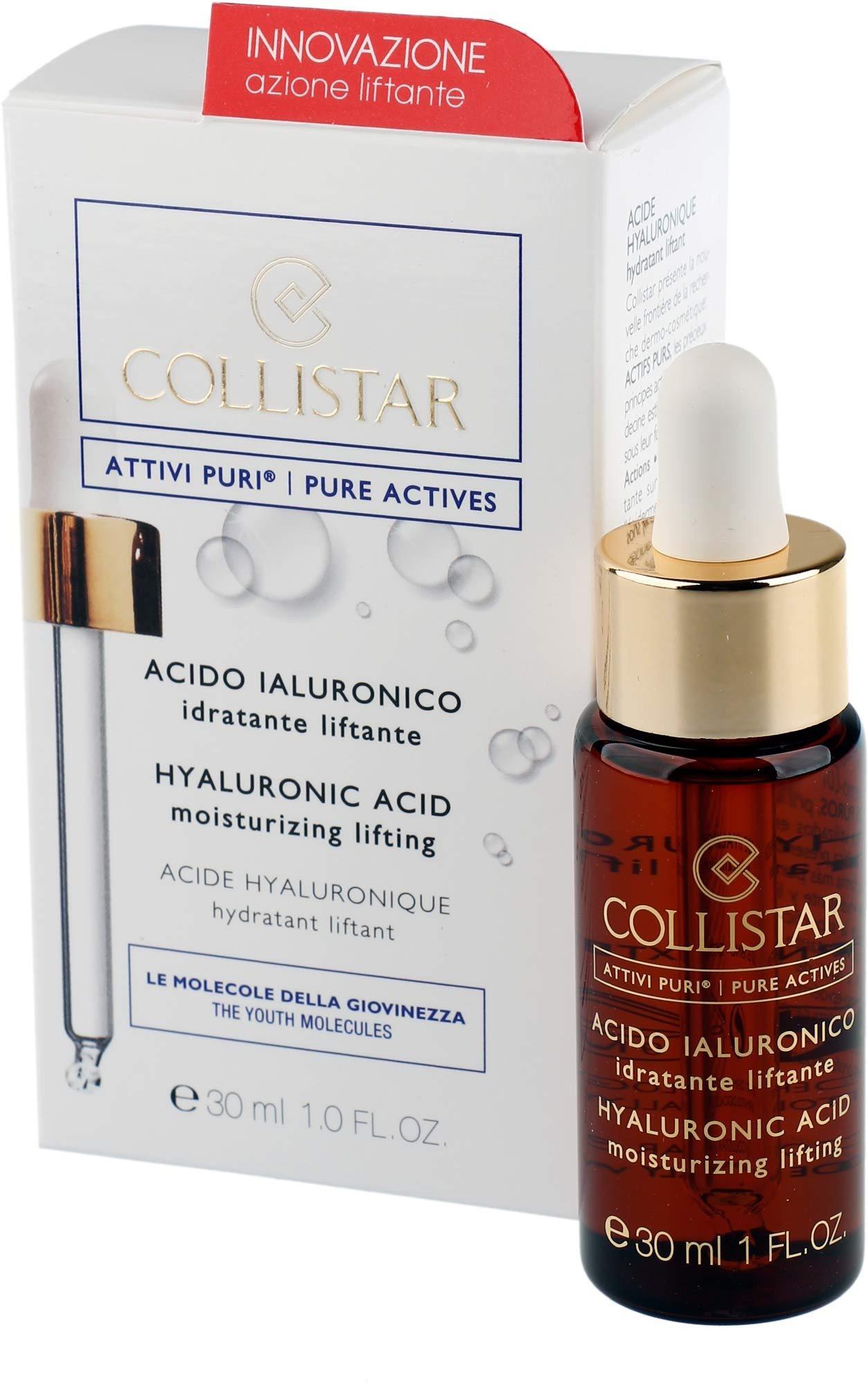 COLLISTAR Hyaluronic Acid Moisturizing Lifting 30 ml