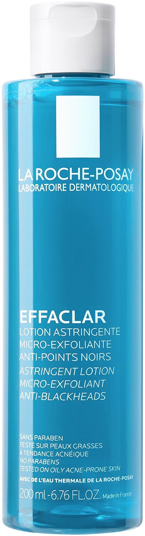 LA ROCHE-POSAY Effaclar Pórusösszehúzó Mikro-hámlasztó 200 ml