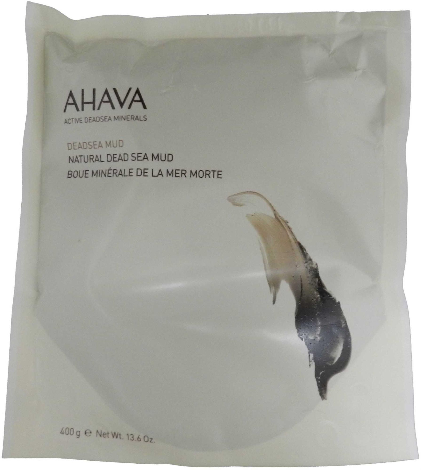 AHAVA Dead Sea Mud Natural Dead Sea Mud 400 g