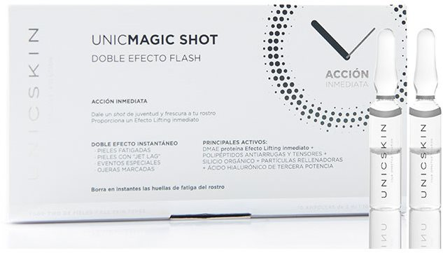 UNICSKIN UnicMagic Shot Flash Beauty Vials 10 × 2 ml