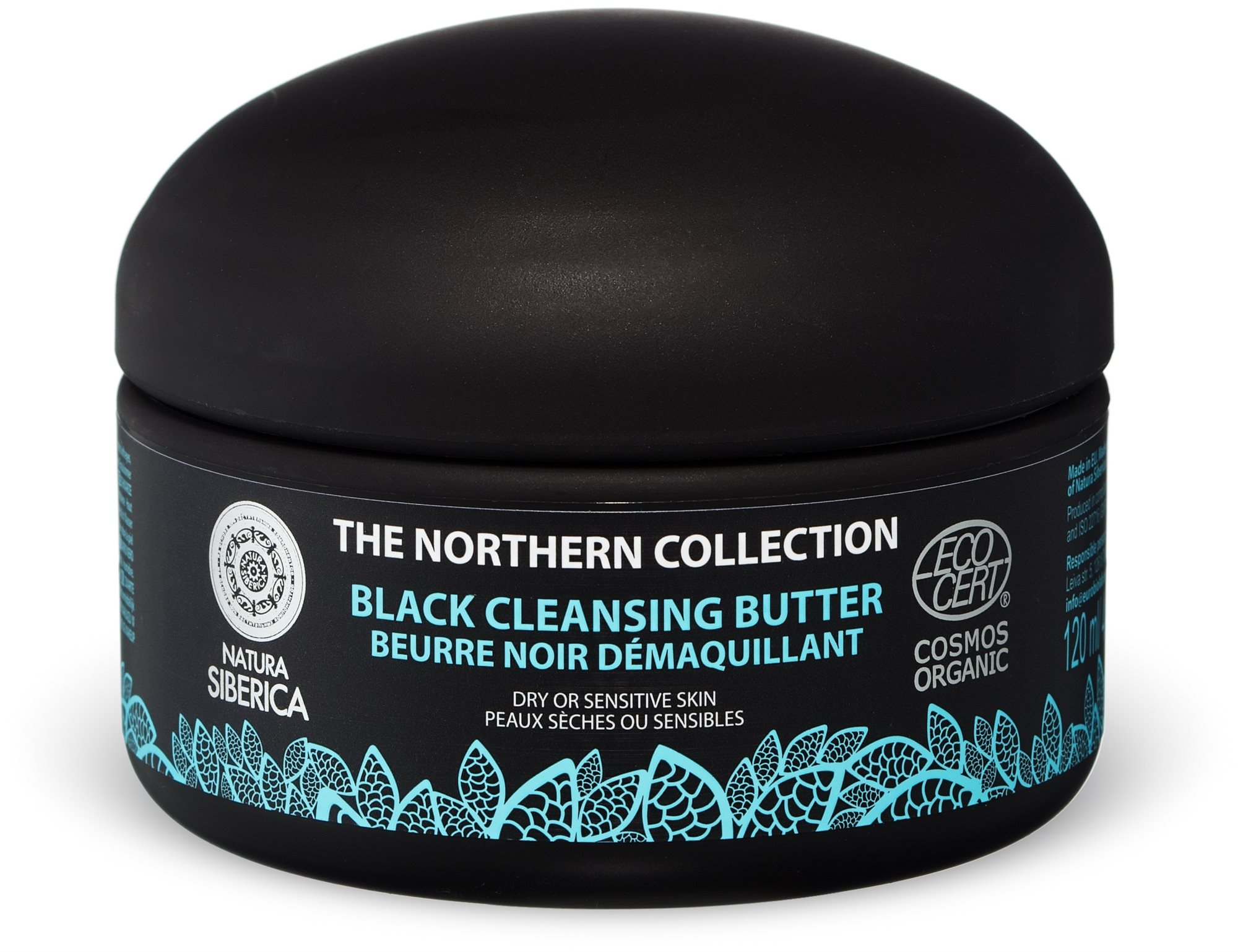 NATURA SIBERICA Northern Black Cleansing Butter 120 ml