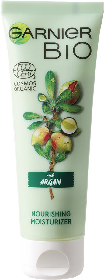GARNIER Bio Argan Nourishing Face Moisturiser 50 ml