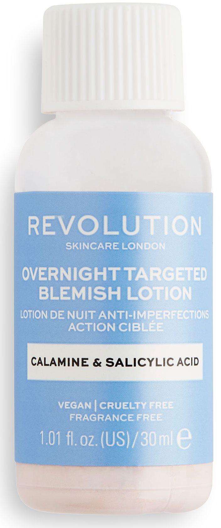 REVOLUTION SKINCARE Overnight Targeted Blemish Lotion 30 ml
