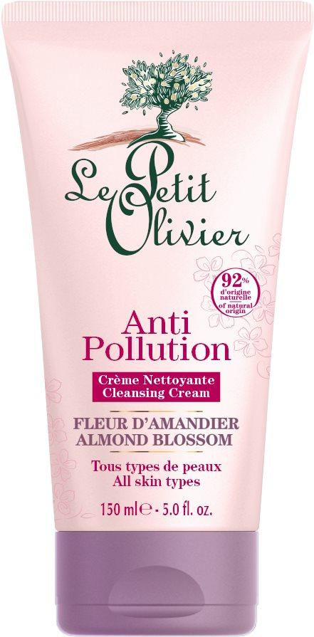 LE PETIT OLIVIER Tisztító krém - Mandulavirág 150 ml