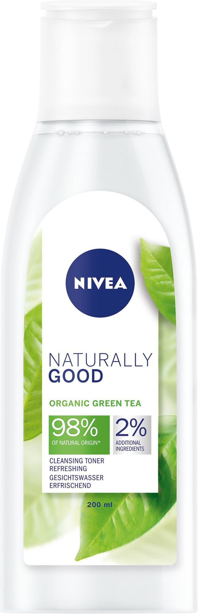 NIVEA Naturally Good Cleansing Tonic 200 ml