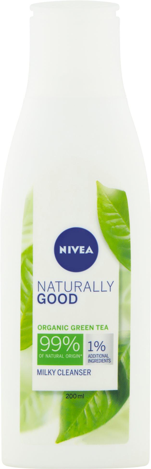 NIVEA Naturally Good Milky Cleanser 200 ml