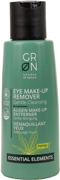 GRN BIO Essential Elements Eye Make-up Remover Hemp 125 ml