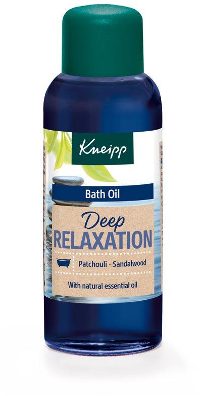 A KNEIPP fürdőolaj- teljes ellazulás, 100 ml