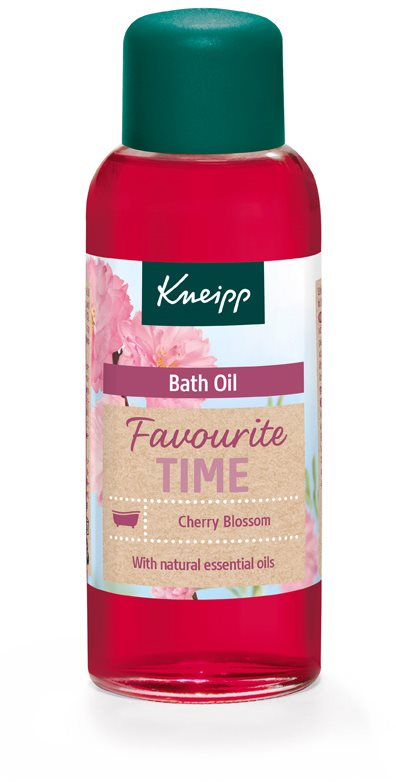 KNEIPP fürdőolaj- Cseresznyevirág, 100 ml