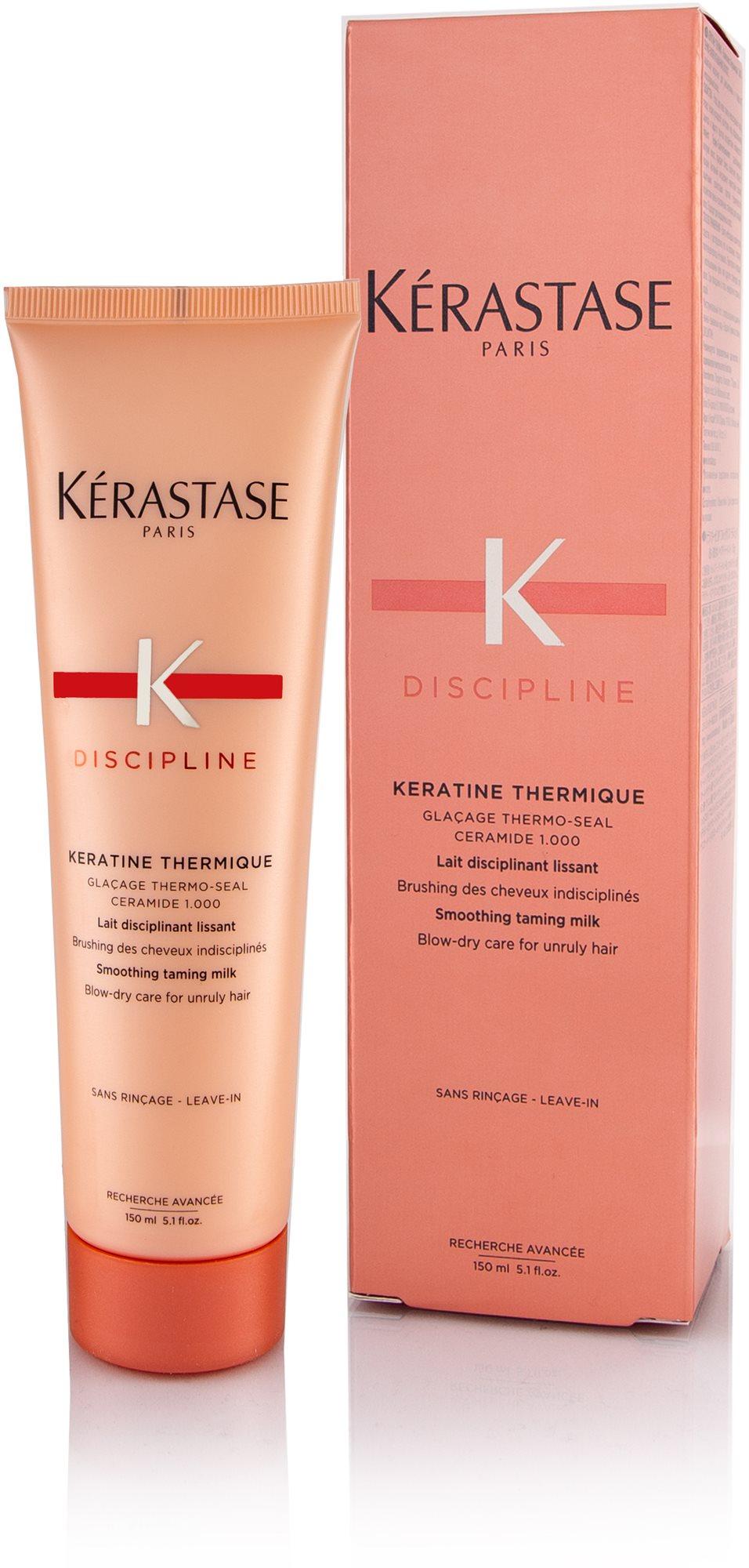 Waxy milk Kérastase Discipline Keratine Thermique 150 ml