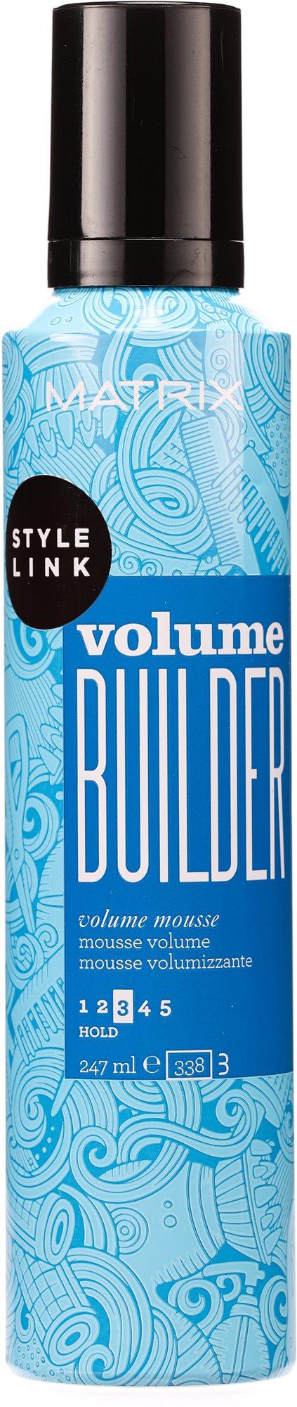 MATRIX Style Link Volume Builder Volume Mousse 250 ml