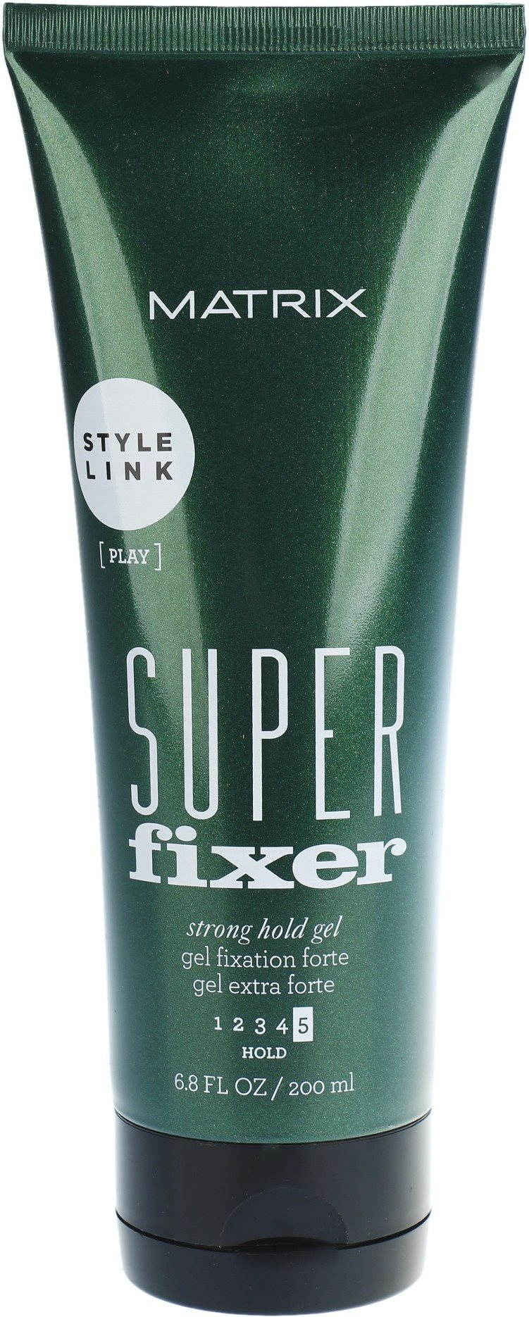 MATRIX Style Link Super Fixer Strong Hold Gel 200 ml
