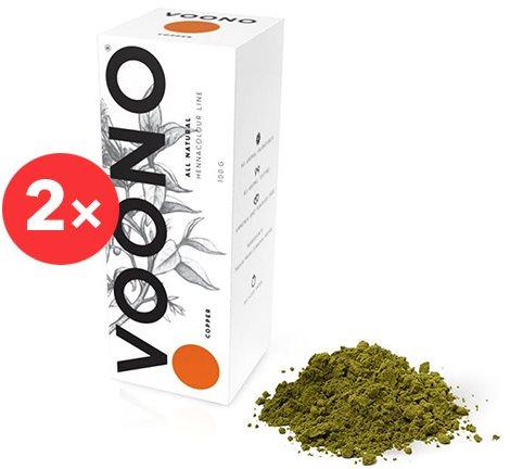 VOONO Copper 2 × 100 g