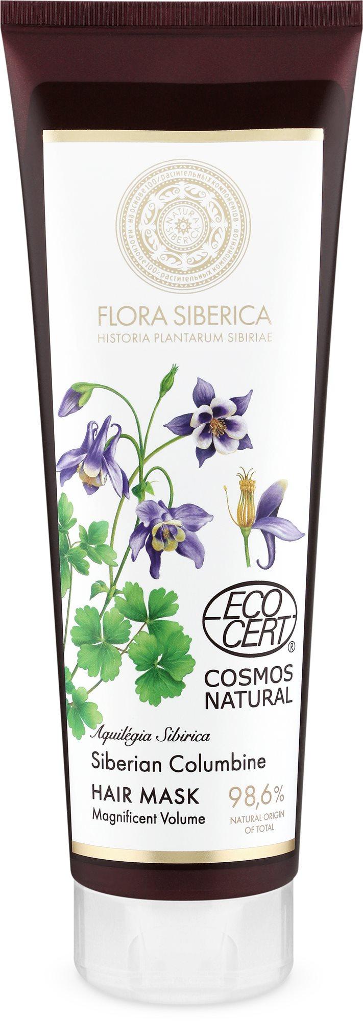 NATURA SIBERICA Flora Siberica Luxus és sűrű 200 ml