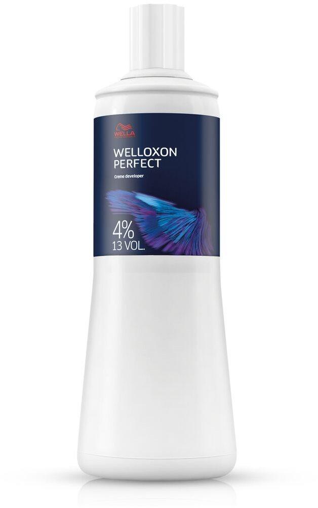 WELLA PROFESSIONALS Welloxon Perfect 4% 13 Volume Creme Developer 1000 ml