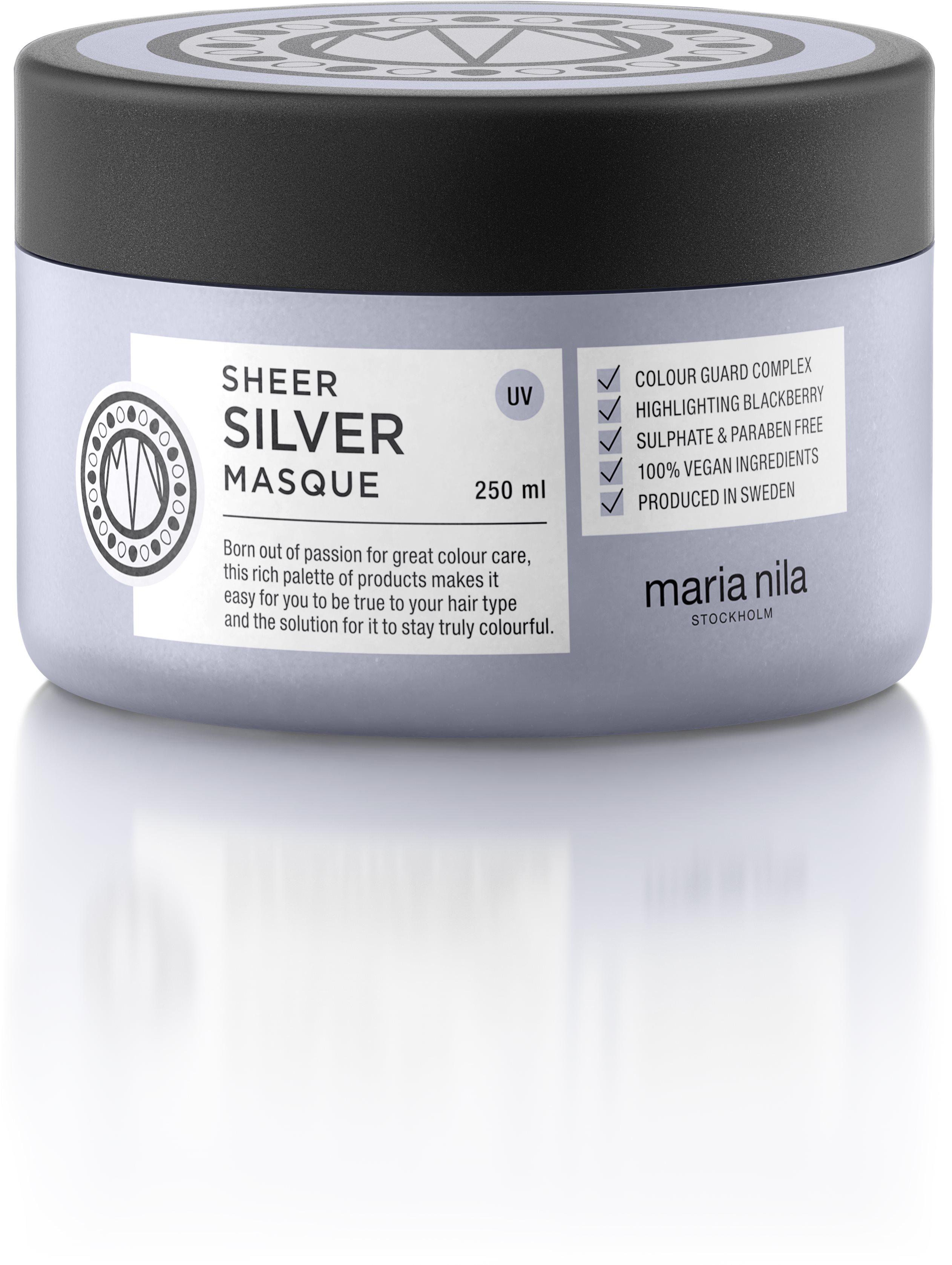 MARIA NILA Sheer Silver 250 ml