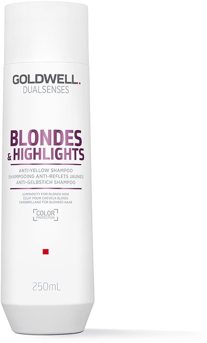 GOLDWELL Dualsenses Blondes & Highlights Anti-Yellow 250 ml