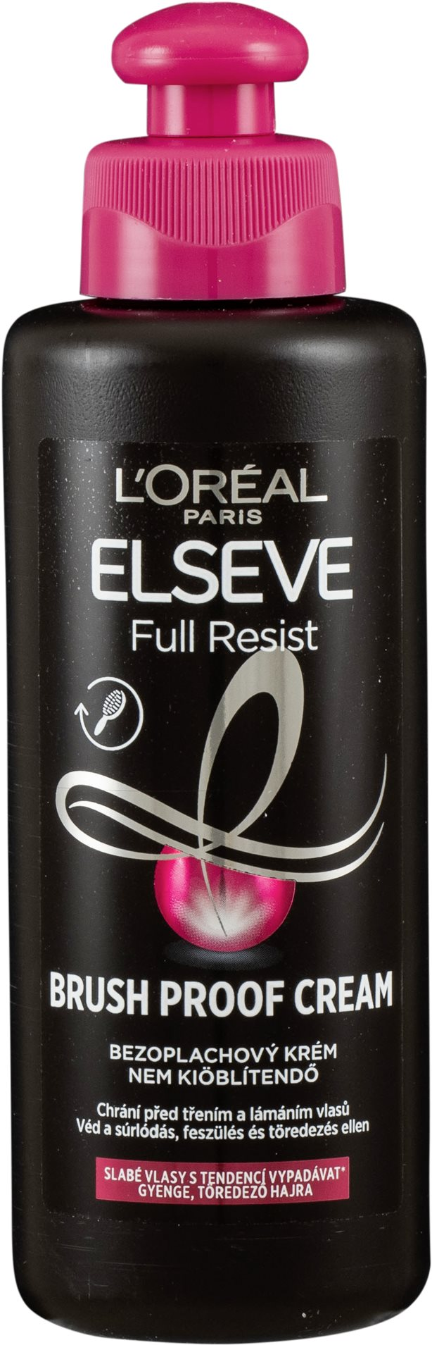 ĽORÉAL PARIS Elseve Full Resist Brush Proof Cream 200 ml