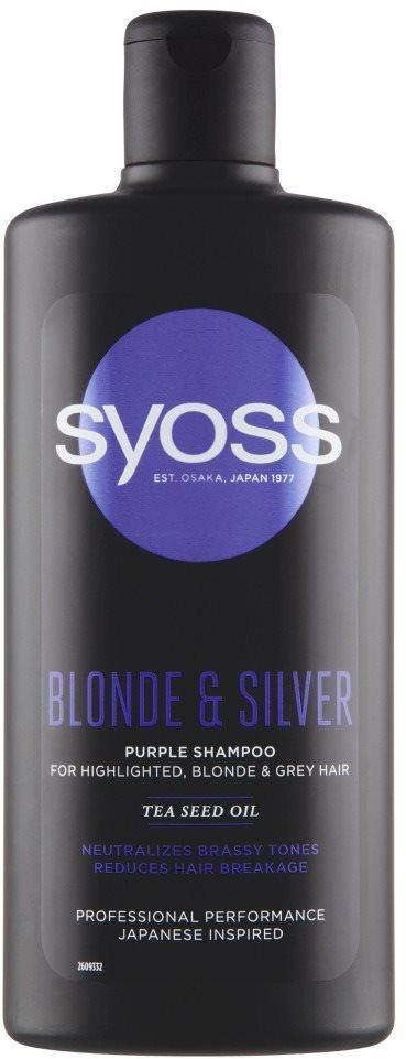 SYOSS Blond Shampoo 500 ml
