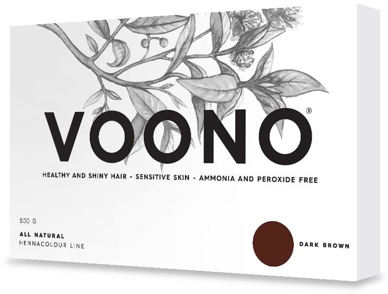 VOONO Dark brown (500 g)