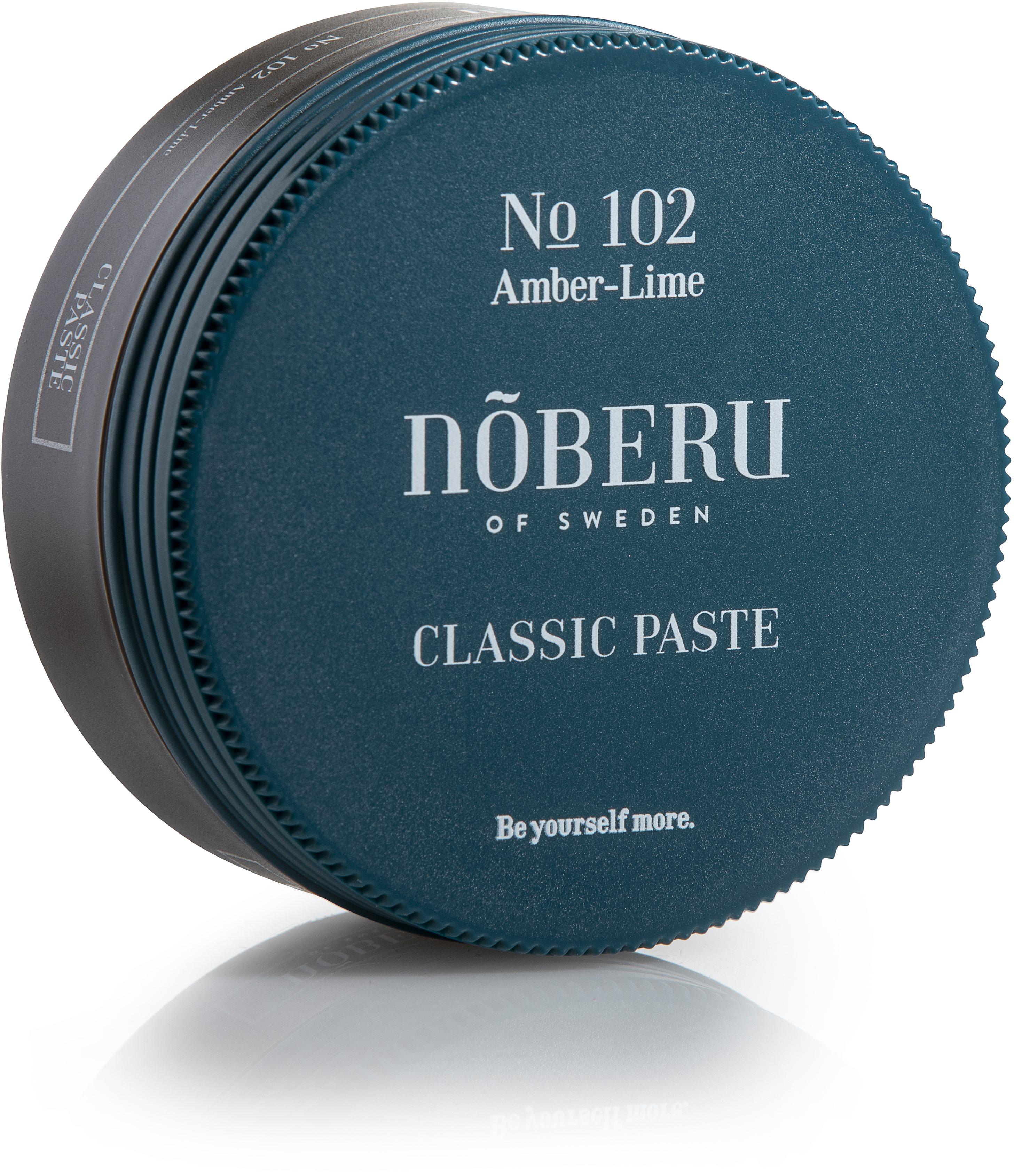 NOBERU Amber Lime Paste 80 ml