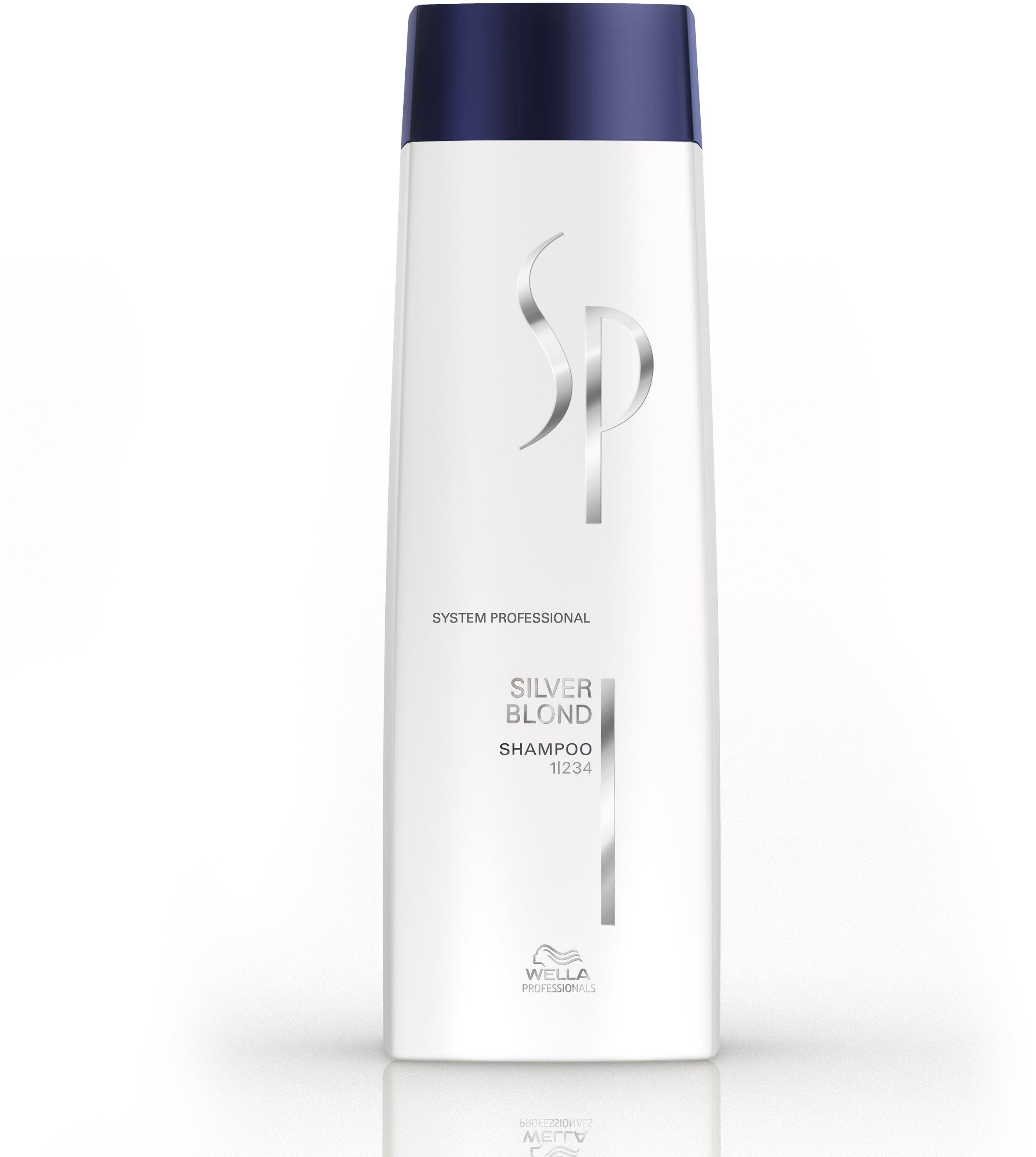 WELLA PROFESSIONALS SP Silver Blond Shampoo 250 ml