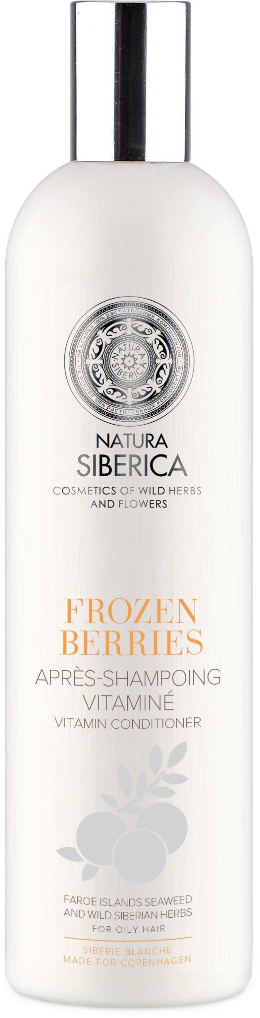 NATURA SIBERICA Frozen Berries Vitamin Conditioner 400 ml